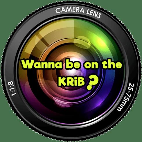 Wanna be on the KRiB