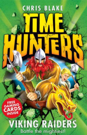 Time Hunters: Viking Raiders