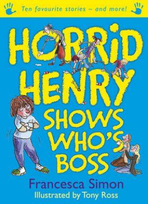 Horrid Henry Shows Who's Boss