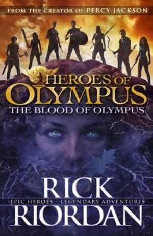 The Blood of Olympus Heroes of Olympus