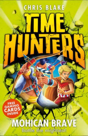 Time Hunters: Mohican Brave