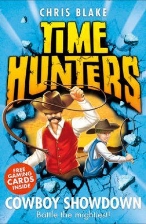 Time Hunters: Cowboy Showdown