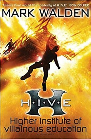 HIVE: Higher Institute of Villainous Education