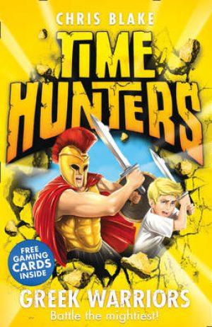 Time Hunters: Greek Warriors