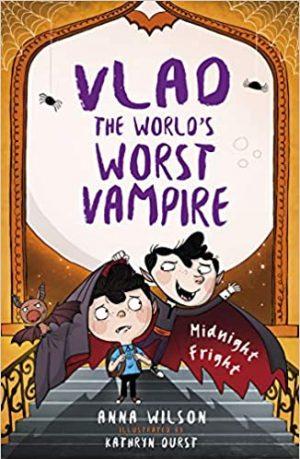 Midnight Fright (Vlad the World's Worst Vampire (3)